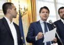 Conte dice che su Genova «non possiamo attendere i tempi della giustizia penale»