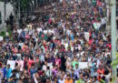 Venticinque studenti sono stati attaccati e feriti durante le proteste in Bangladesh