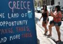 Oggi in Grecia è un giorno importante