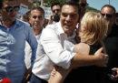 Il primo ministro della Grecia Alexis Tsipras ha deciso un rimpasto di governo