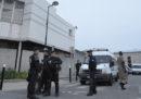 L'aggressione a Trappes, in Francia