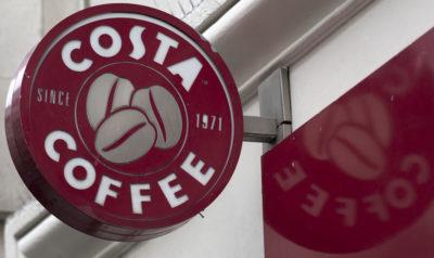 Coca Cola acquista la catena Costa Coffee per 4,4 miliardi di euro