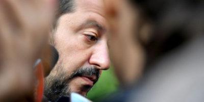 Salvini non è colpa di Salvini