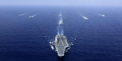 La marina cinese è diventata una cosa seria
