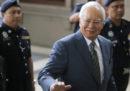 L'ex primo ministro malese Najib Razak è stato formalmente accusato di riciclaggio di denaro