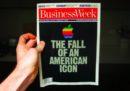 Questa copertina non è invecchiata bene, anche secondo BusinessWeek