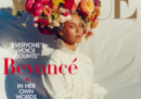 La copertina dell'edizione di settembre di Vogue, con Beyoncé