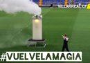 Il Villareal ha presentato Santi Cazorla con un trucco di magia