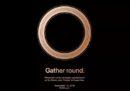 Apple presenterà i nuovi iPhone il prossimo 12 settembre