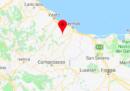 C'è stato un terremoto di magnitudo 4.7 in Molise: non ha causato danni gravi