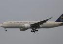 La compagnia aerea dell'Arabia Saudita ha sospeso tutti i suoi voli da e per Toronto