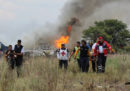 In Messico è caduto un aereo dopo il decollo