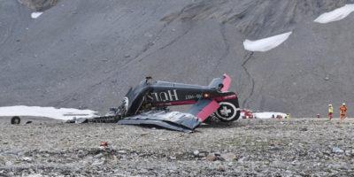 20 morti in un incidente aereo in Svizzera