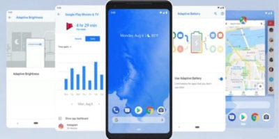 Le novità di Android Pie