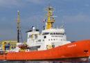La nave Aquarius è arrivata a Malta