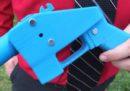Un giudice di Seattle ha bloccato la diffusione degli schemi per fare pistole con stampanti 3D