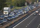 Le previsioni sul traffico sulle autostrade, ad agosto