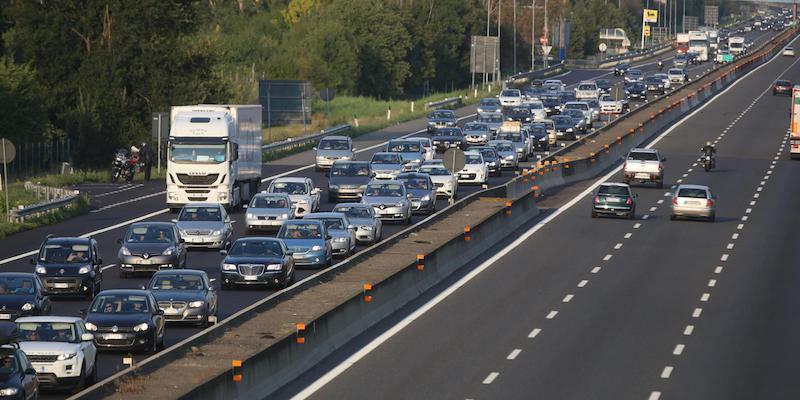 Calendario Traffico Autostrade.Le Previsioni Sul Traffico Sulle Autostrade Ad Agosto Il Post