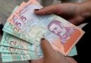 In Venezuela ha cominciato a circolare la nuova moneta