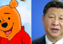 La Cina ha vietato la diffusione dell'ultimo film su Winnie Pooh