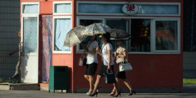 In Corea del Nord fa troppo caldo