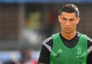 Cristiano Ronaldo debutta oggi in Serie A