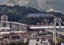 La viabilità di strade e ferrovie a Genova dopo il crollo del ponte Morandi