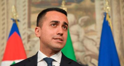 Di Maio non sa quanto l'Italia versa all'Unione Europea ogni anno