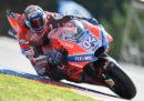 Andrea Dovizioso partirà in pole position nel Gran Premio della Repubblica Ceca