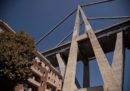 Oggi verranno demoliti con un'esplosione due piloni del ponte Morandi