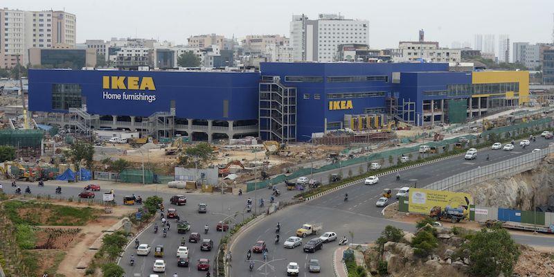 Il Primo Negozio Ikea In India Il Post