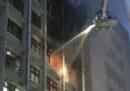 C'è stato un incendio in un ospedale di Taiwan, sono morte 9 persone