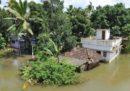 Le alluvioni nello stato indiano del Kerala hanno ucciso 410 persone