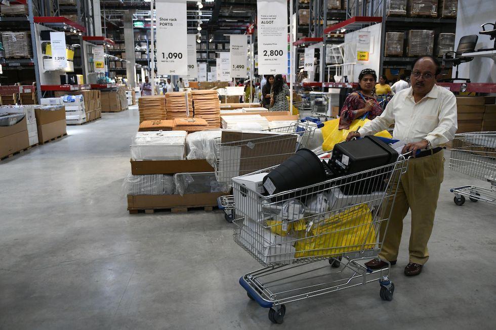 il pi grande negozio ikea al mondo aprir nel 2020 a manila nelle filippine il post. Black Bedroom Furniture Sets. Home Design Ideas