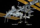 L'equipaggio della Stazione Spaziale Internazionale ha riparato una piccola perdita d'aria