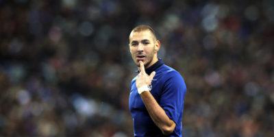 La Francia contro Karim Benzema