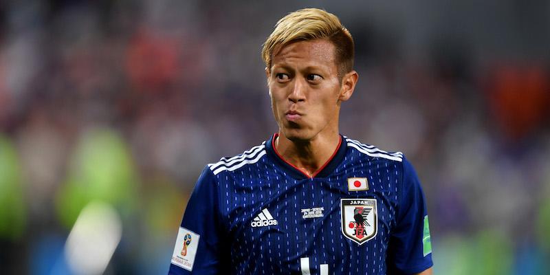 Il Calciatore Giapponese Keisuke Honda è Il Nuovo Allenatore E