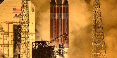 Parker Solar Probe è stata lanciata