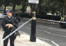 L'attacco fuori dal Parlamento a Londra