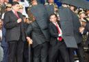 L'attacco contro Nicolas Maduro