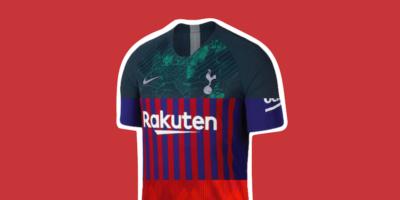 Le nuove maglie delle squadre estere
