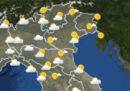 Le previsioni meteo per sabato 4 agosto