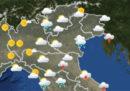 Meteo: le previsioni per domani, martedì 14 agosto