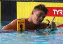 Alessandro Miressi ha vinto l'oro nei 100 metri stile libero ai campionati europei