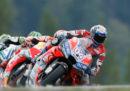 L'ordine di arrivo del Gran Premio della Repubblica Ceca di MotoGP