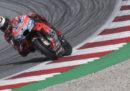 Jorge Lorenzo ha vinto il Gran Premio d'Austria di MotoGP