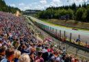 Formula 1: l'ordine di arrivo del Gran Premio del Belgio