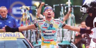Il Tour de France di Marco Pantani