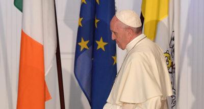 Papa Francesco ha condannato gli abusi compiuti dai membri della Chiesa in Irlanda