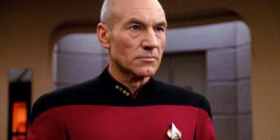 Star Trek, Patrick Stewart torna come capitano Picard